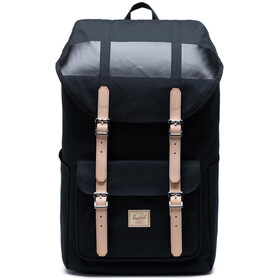 Herschel Little America Rugzak, black